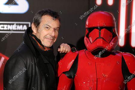 Editorial photo of 'Star Wars: The Rise of Skywalker' film premiere, Paris, France - 17 Dec 2019