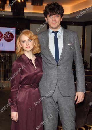 Jenn Murray and John Dagleish