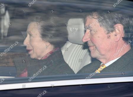 Princess Anne, Tim Laurence