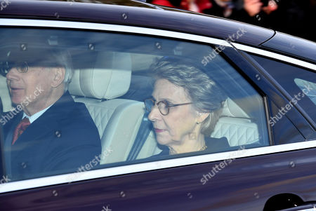 Duke of Gloucester and wife Birgitte