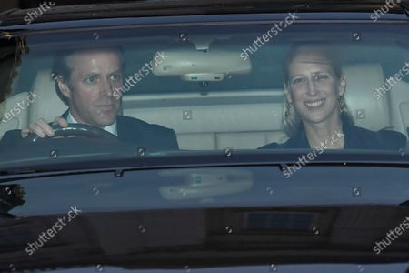 Editorial picture of Royal family Christmas Lunch at Buckingham Palace, London, UK - 18 Dec 2019