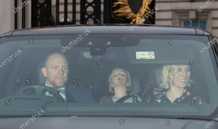 Editorial image of Buckingham Palace Christmas lunch, London, United Kingdom - 18 Dec 2019