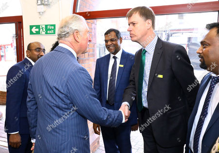 Editorial photo of Prince Charles attends Advent Service at Emmanuel Christian Fellowship Church, London, UK - 18 Dec 2019