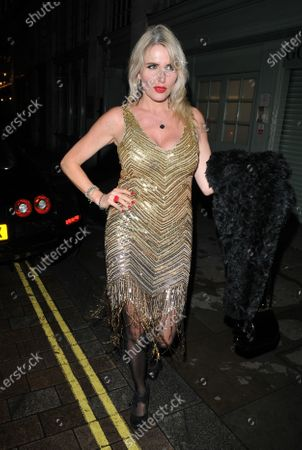 Stock Picture of Nancy Sorrell