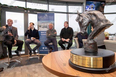 Trainers Ted Walsh, Joseph O'Brien, Martin Brazill and Gordon Elliott