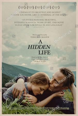 Editorial image of 'A Hidden Life' Film - 2019