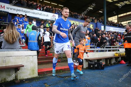 Oldham's David Wheater