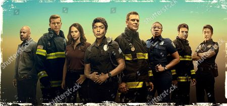Editorial image of '9-1-1' TV Show Season 3 - 2019