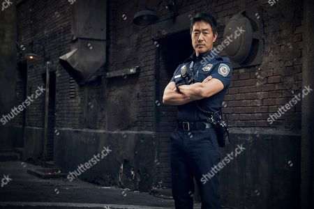 Stock Photo of Kenneth Choi as Howie 'Chimney' Han