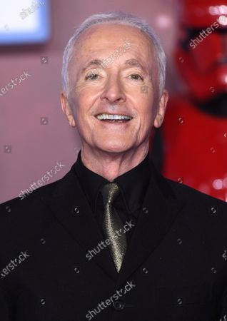 Stock Picture of Anthony Daniels