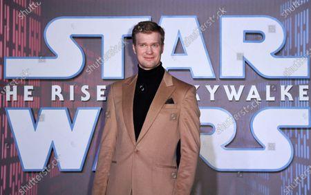 Editorial image of 'Star Wars: The Rise of Skywalker' film premiere, London, UK - 18 Dec 2019