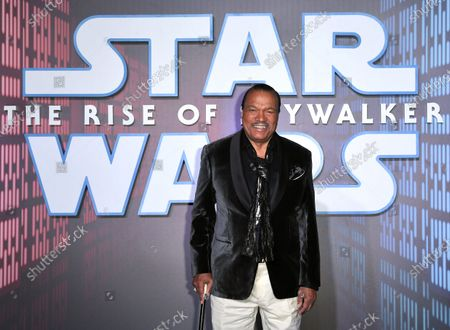 Stock Picture of Billy Dee Williams