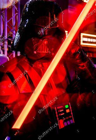 Redaktionelt billede af 'Star Wars: The Rise of Skywalker' film premiere, London, UK - 18 Dec 2019