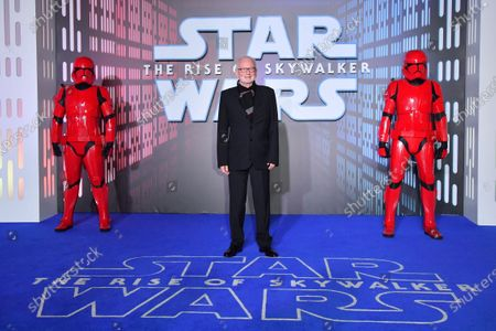 Editorial photo of 'Star Wars: The Rise of Skywalker' film premiere, London, UK - 18 Dec 2019