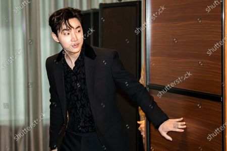 Editorial picture of Korea Brand Awards photocall, Seoul, South Korea - 17 Dec 2019