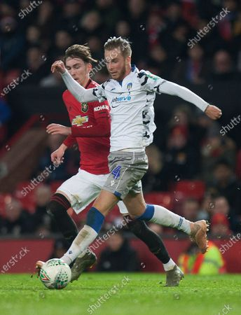 Editorial picture of Manchester United v Colchester United, UK - 18 Dec 2019