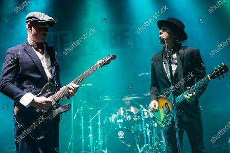 The Libertines - Pete Doherty and Carl Barat