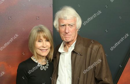 "James Ellis Deakins, Roger Deakins. James Ellis Deakins, left, and Roger Deakins arrive at the Los Angeles premiere of ""1917"" at the TCL Chinese Theatre on"