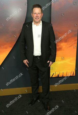 "Brian Oliver arrives at the Los Angeles premiere of ""1917"" at the TCL Chinese Theatre on"