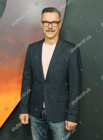 """Massi Furlan arrives at the Los Angeles premiere of """"1917"""" at the TCL Chinese Theatre on"""