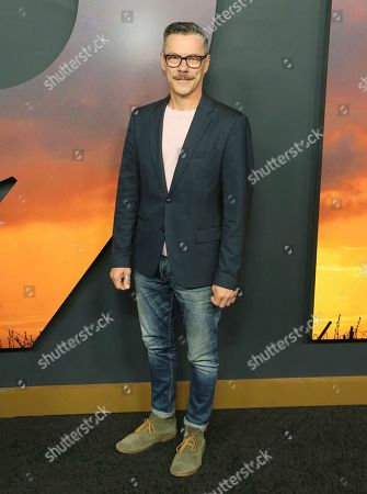 """Stock Picture of Massi Furlan arrives at the Los Angeles premiere of """"1917"""" at the TCL Chinese Theatre on"""