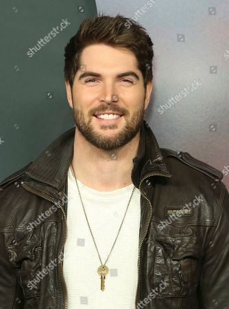 """Nick Bateman arrives at the Los Angeles premiere of """"1917"""" at the TCL Chinese Theatre on"""