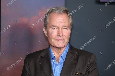 John Savage poses on the red carpet prior to the premiere of the film '1917' at the TCL Chinese Theater in Los Angeles, California, USA, 18 December 2019. The movie will be released in US theaters on 18 December.