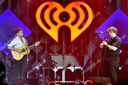 Editorial picture of 2019 Jingle Ball - , Chicago, USA - 18 Dec 2019