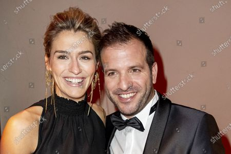 Rafael van der Vaart and Estavana Polman