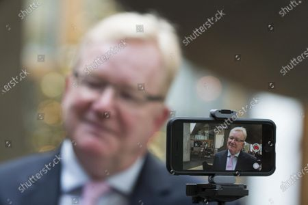 Jackson Carlaw, Interim Leader of the Scottish Conservative and Unionist Party