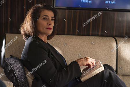 Stock Photo of Hiam Abbass as Marcia Roy