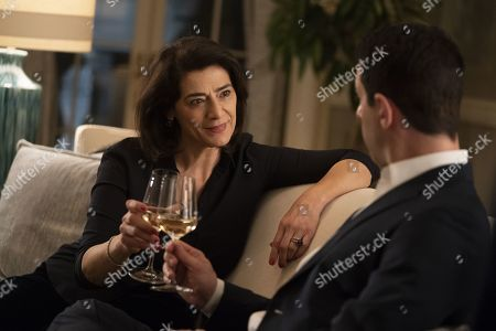 Stock Picture of Hiam Abbass as Marcia Roy