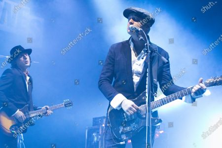 Editorial image of The Libertines in concert at O2 Academy Brixton, London, UK - 18 Dec 2019