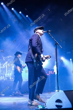 Editorial picture of The Libertines in concert at O2 Academy Brixton, London, UK - 18 Dec 2019