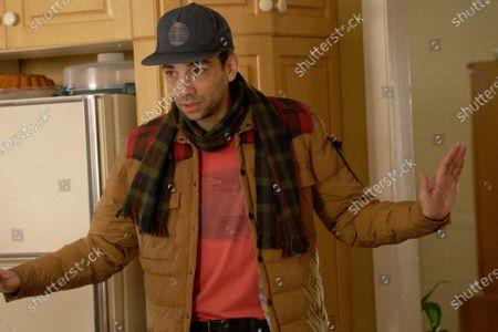 Stock Image of Jay Baruchel as Sean Moody Jr.
