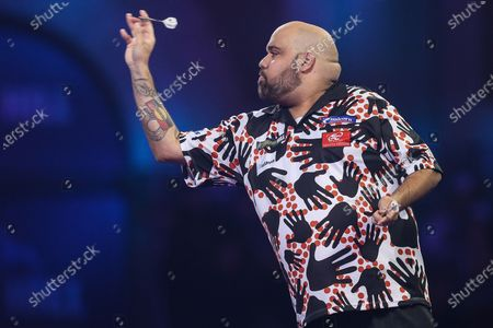 Editorial photo of PDC World Darts Championship - 19 Dec 2019