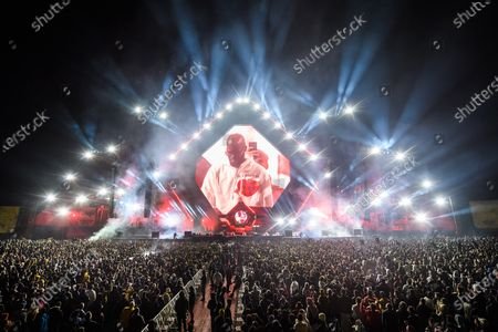 Editorial photo of MDL Beast Festival, Day 1, Riyadh, Saudi Arabia - 19 Dec 2019