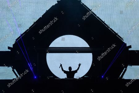 Martin Garrix performs during MDL Beast, a three day festival in Riyadh, Saudi Arabia, bringing together the best in music, performing arts and culture.