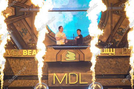 Editorial picture of MDL Beast Festival, Day 1, Riyadh, Saudi Arabia - 19 Dec 2019