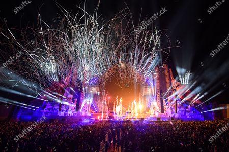 Editorial image of MDL Beast Festival, Day 2, Riyadh, Saudi Arabia - 21 Dec 2019
