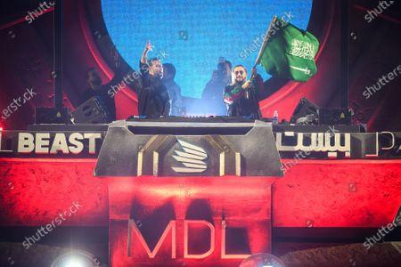 Editorial photo of MDL Beast Festival, Day 2, Riyadh, Saudi Arabia - 21 Dec 2019