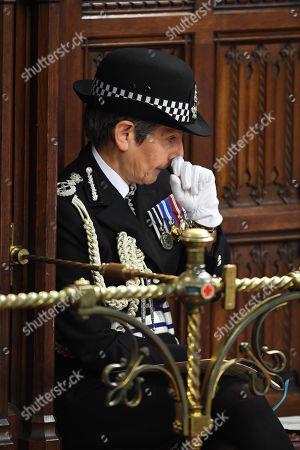 Police Commissioner Cressida Dick