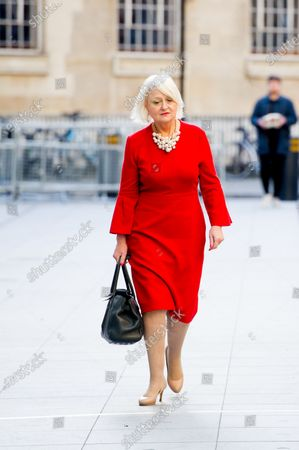 Stock Photo of Siobhain McDonagh MP for Mitcham and Morden