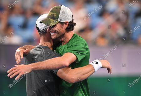 Editorial picture of ATP Cup tournament, Tennis, Sydney, Australia - 07 Jan 2020