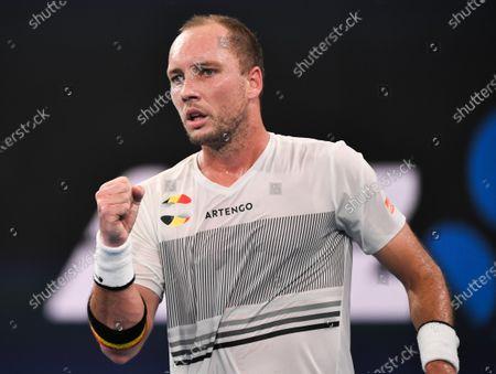 Editorial photo of ATP Cup tournament, Tennis, Sydney, Australia - 07 Jan 2020