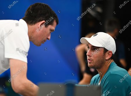 Editorial image of ATP Cup tournament, Tennis, Sydney, Australia - 09 Jan 2020