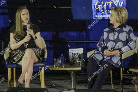 Chelsea Clinton and Hillary Clinton