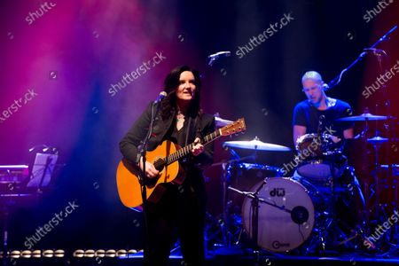 Editorial image of Brandy Clark in concert at o2 Shepherds Bush Empire, London - 25 Oct 2019