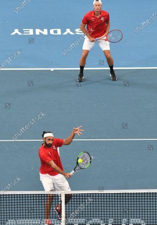 Editorial image of ATP Cup tournament, Tennis, Sydney, Australia - 10 Jan 2020