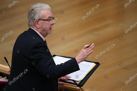 """Referendums (Scotland) Bill - Michael Russell, Cabinet Secretary for Government Business and Constitutional Relations or """"Brexit Minister"""""""